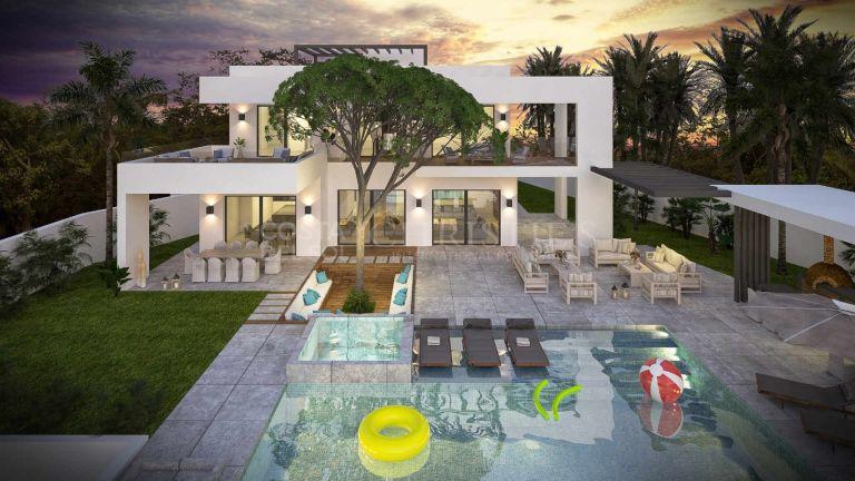 Villa te koop in Marbesa, Marbella Oost