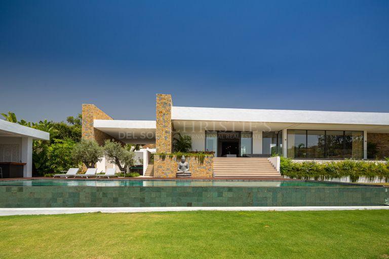 Stunning Villa Calm, Marbella Club Golf Resort, Benahavís