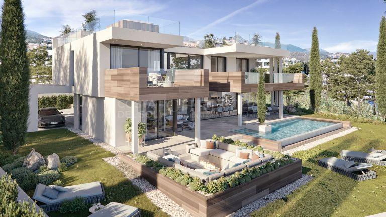 Elegant Villa Golden in Oceanic, La Duquesa