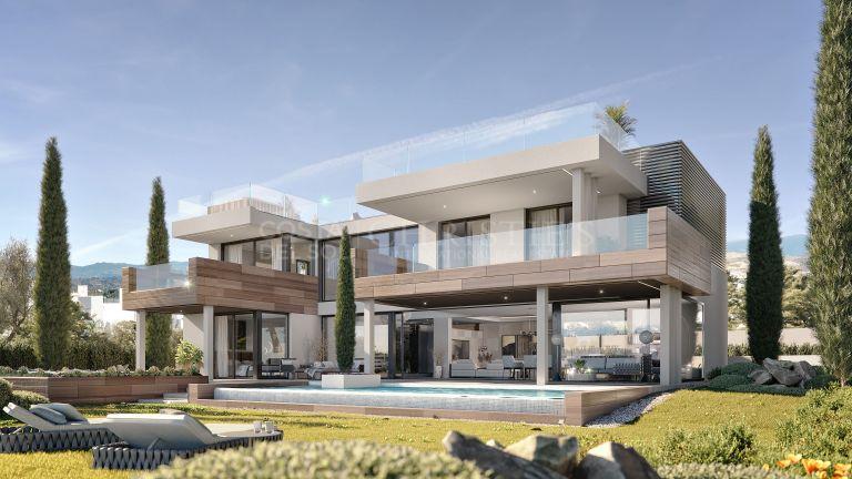 Excellent Villa Gold in Oceanic, La Duquesa