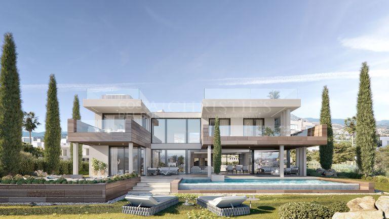 Elegant Villa in Oceanic, La Duquesa, Manilva