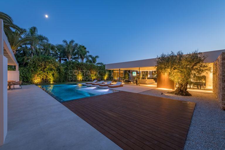 Ultramoderna Villa en La Cerquilla, Nueva Andalucía