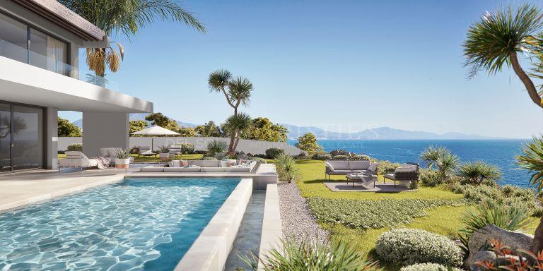 Villa Silver with Sea Views in Oceanic, La Duquesa