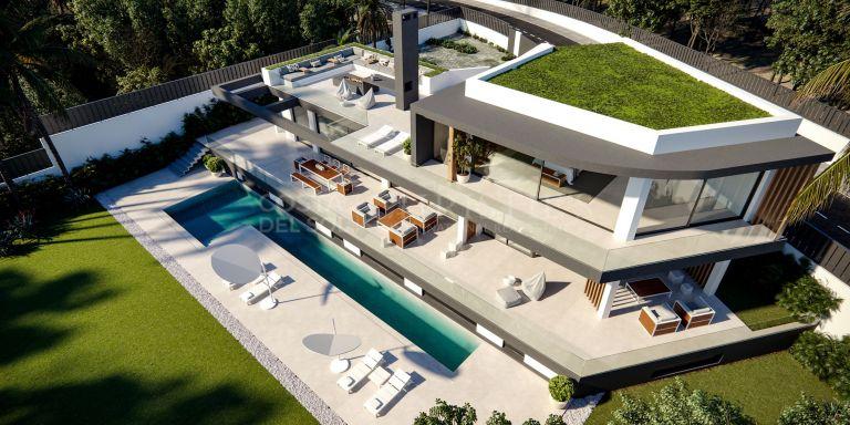 Villa te koop in Las Lomas del Marbella Club, Marbella Golden Mile