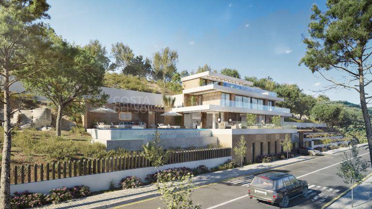 Modern Villa 40.4 in The Secret Garden, Real de la Quinta