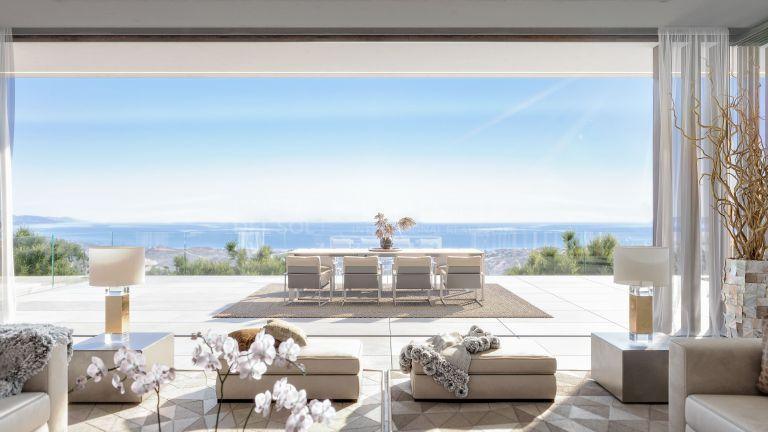 The best views in The Secret Marbella, Villa 8.1, Real de la Quinta