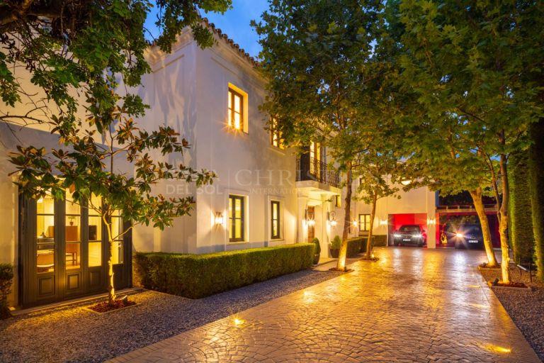 Villa te koop in Los Picos, Marbella Golden Mile