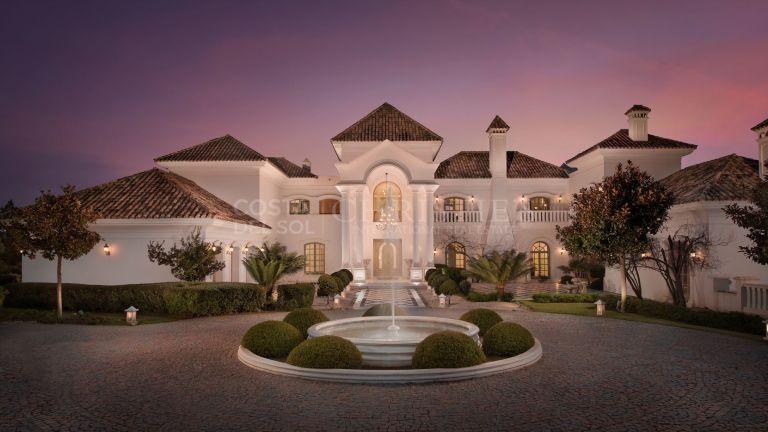 Stunning Villa in La Zagaleta, Benahavís