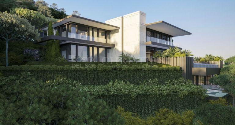 Luxury Villa in La Zagaleta, Benahavís
