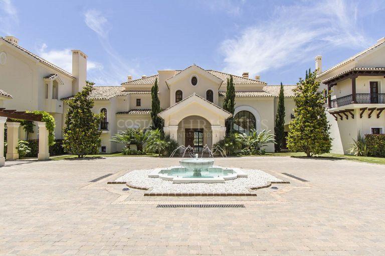 Beautiful Colonial styled Villa in La Zagaleta, Benahavís