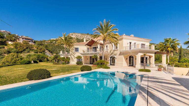 Magnificent villa in Marbella Club Golf Resort, Benahavís