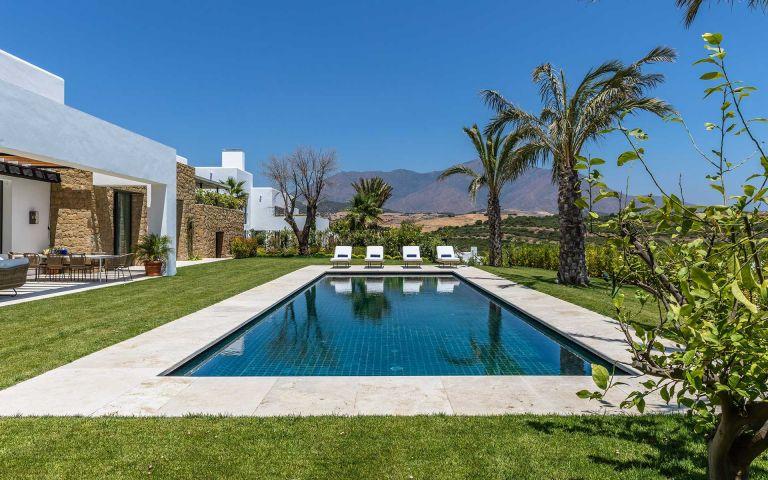 Finca Cortesin - Green10- Villa 5, sea views