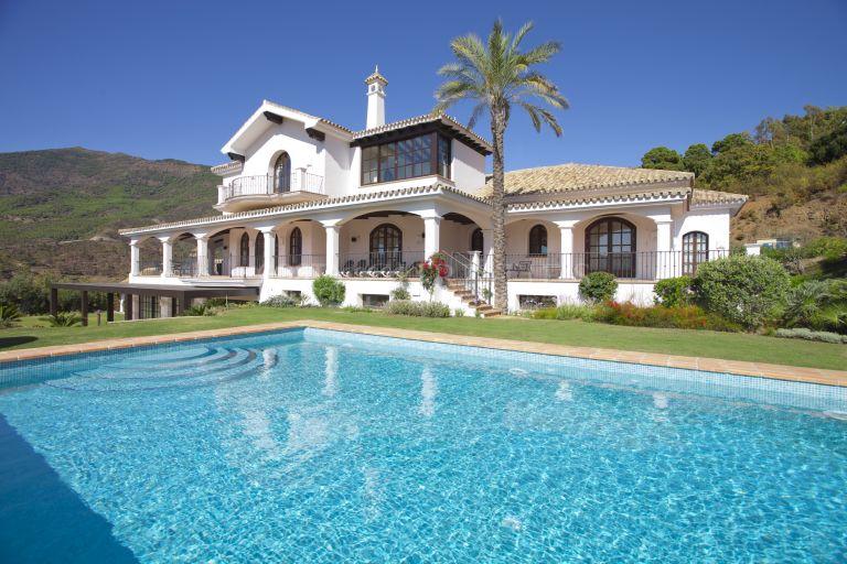 Paradisiacal Villa in La Zagaleta, Benahavís