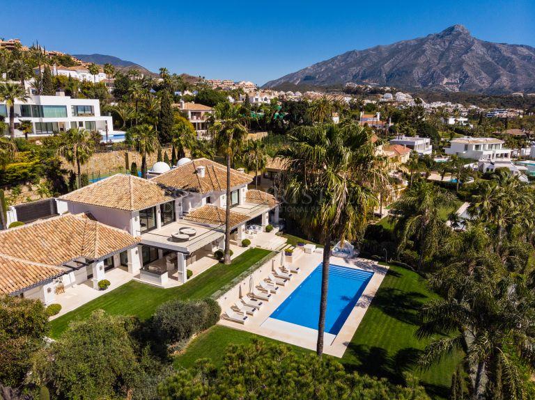 Ideal Villa La Cerquilla, Nueva Andalucia