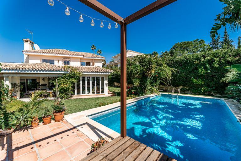 Villa in the heart of Nueva Andalucía