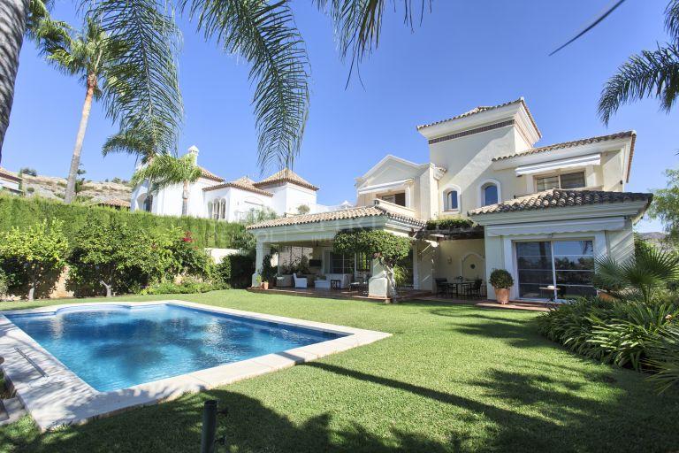 Beautiful Villa in La Quinta Golf, Benahavis