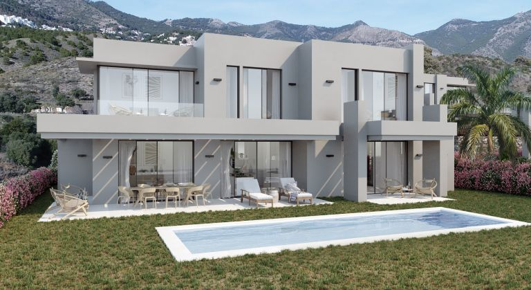 Development in Finca Cortesin, Casares