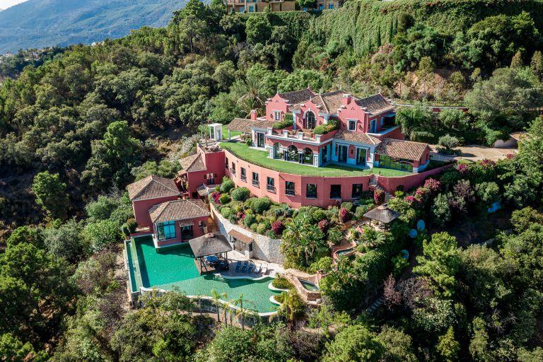 Fantastic villa in La Zagaleta