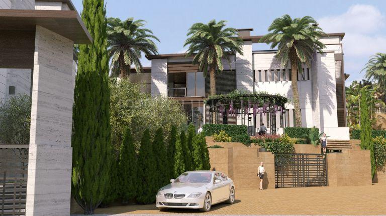 Amazing Villa Sirocco in Los Palacetes de Banus, Marbella