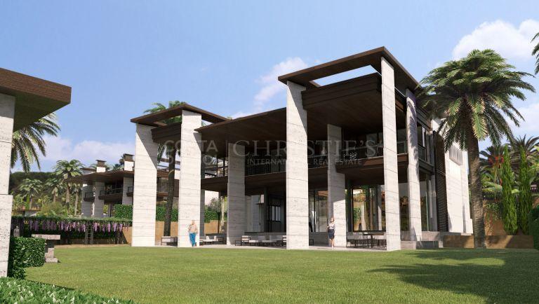 Luxury Villa Gregale in Los Palacetes de Banus, Marbella
