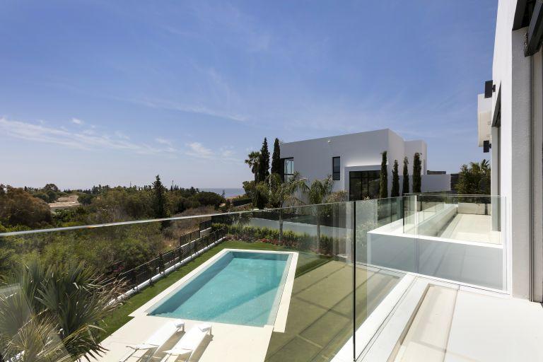 Villa in a Gated Community in Marbella