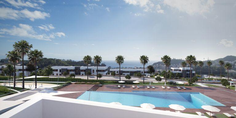 Development in Emare, Estepona