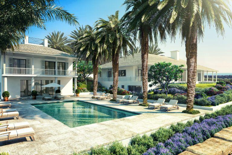 Finca Cortesin - Golfside Villa 1.