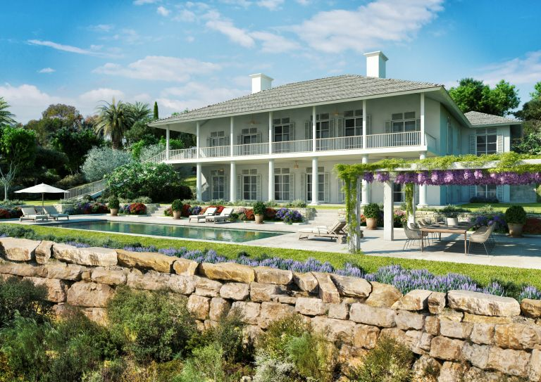 Finca Cortesin - Golfside Villa 2.