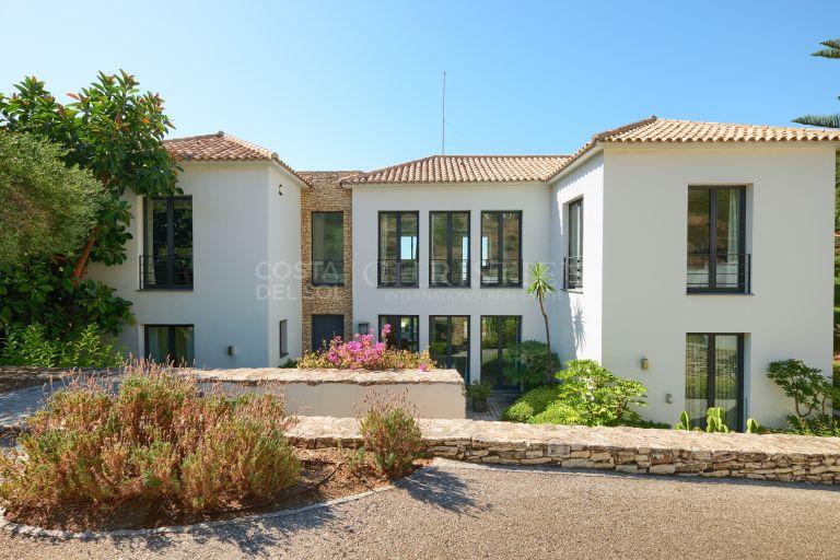 Gloriosa villa en Monte Mayor Country Club, Benahavís