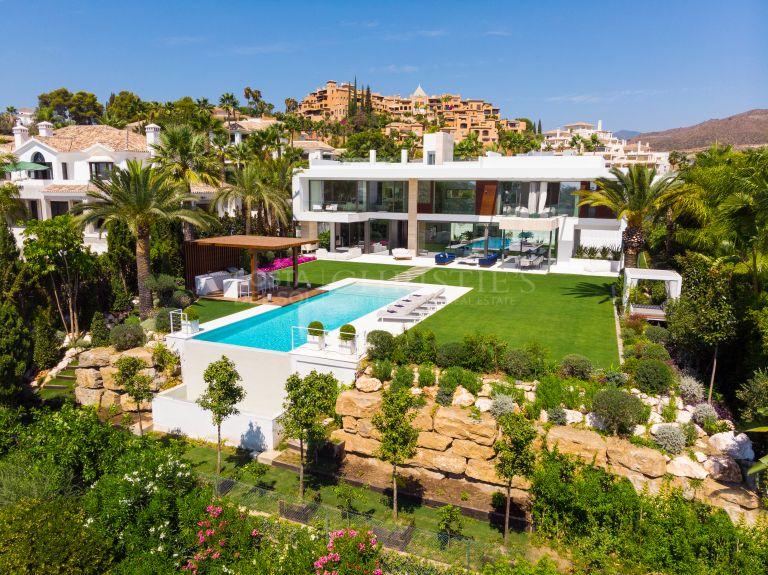 Newly Built Villa in la Cerquilla, Nueva Andalucia