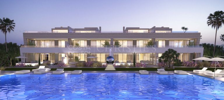 Spectacular ground Floor Apartment in Marbella Golden Mile