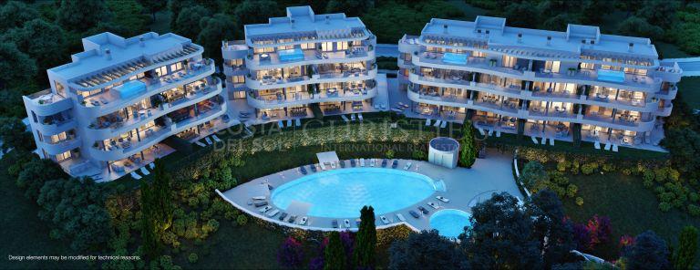 Beautiful Ski Villa Penthouse in Fuengirola