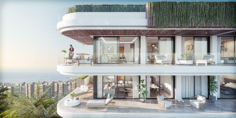 Stunning Penthouse in Jade Tower, Fuengirola