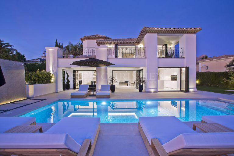 Villa Florence in Los Naranjos Golf Marbella