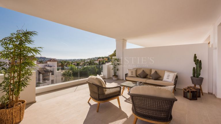 Luxurious Penthouse in Nine Lions Residences, Marbella.