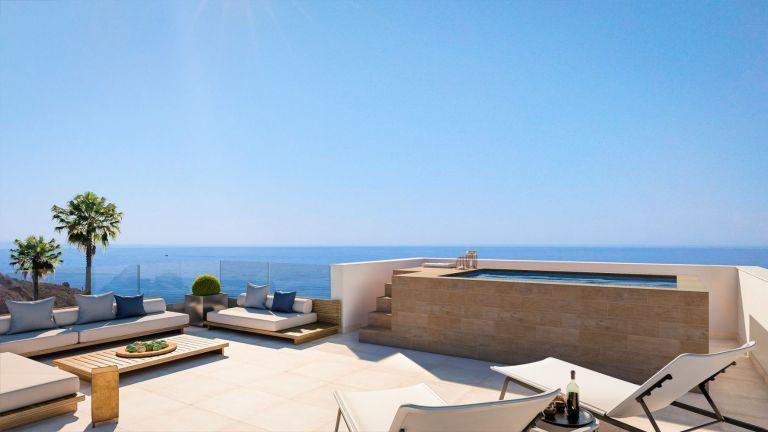 Paradise penthouse in Fuengirola