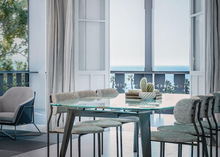 Ground Floor Apartment in El Limonar, Malaga - Este