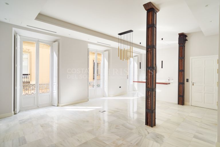 Luxury home in the Historic Center of Malaga