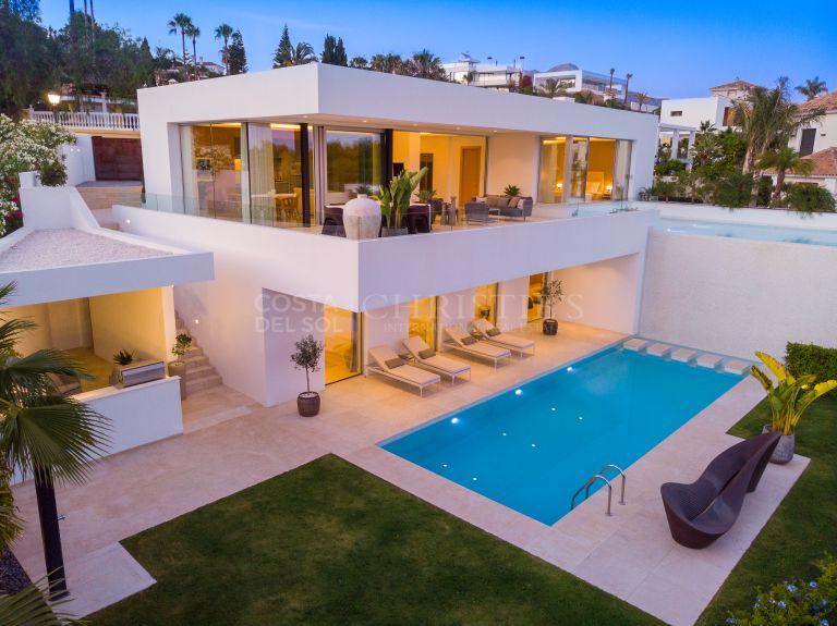 Villa in El Herrojo