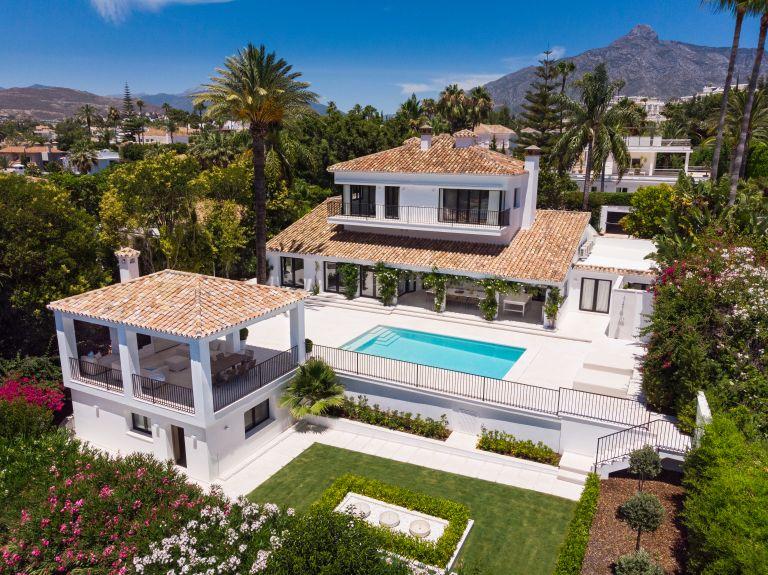 Villa en Las Brisas Golf, Nueva Andalucia