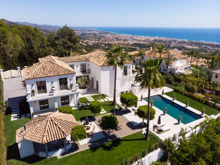 Beautiful villa in Sierra Blanca, Marbella