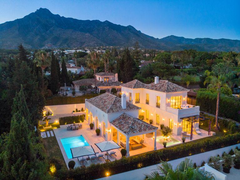 Villa 118 in Los Nagueles Marbella