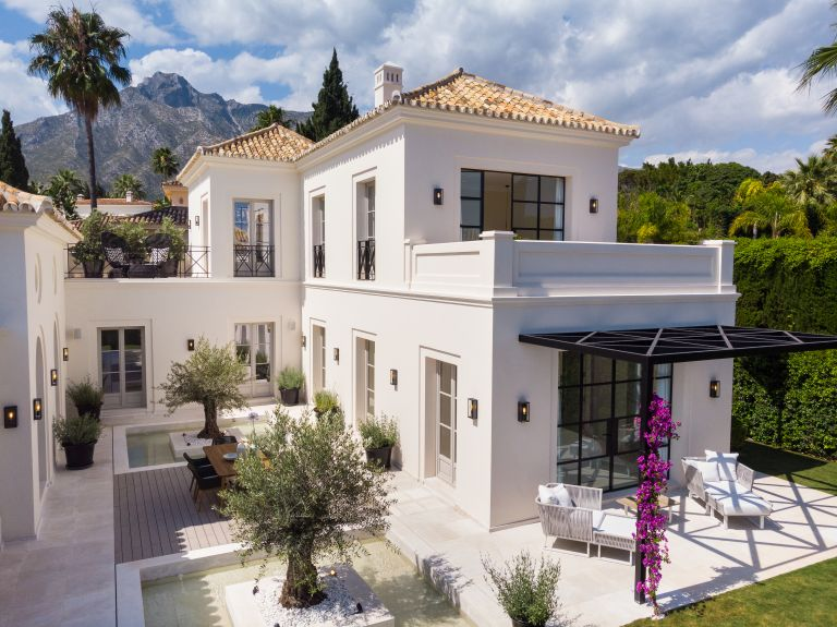 Villa 119 Los Nagueles, Marbella