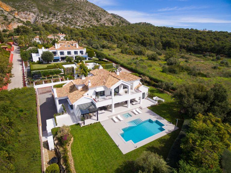 Villa in Sierra Blanca