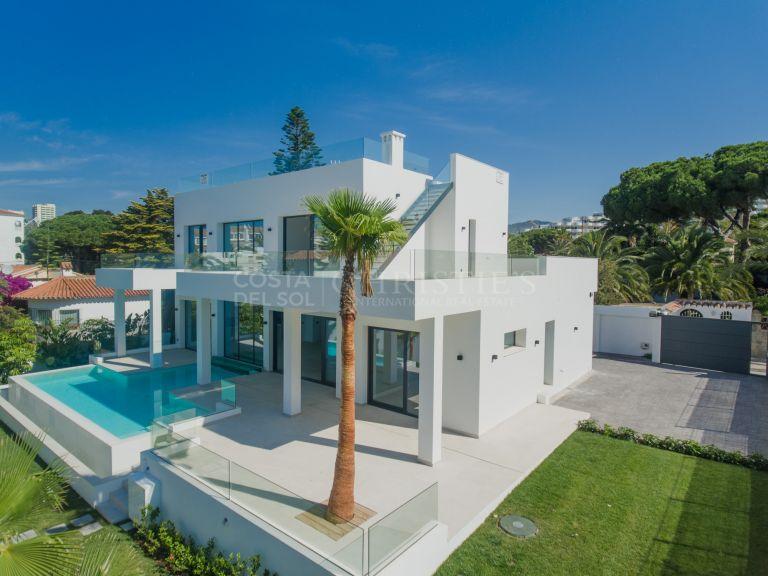 Modern Villa in Marbesa