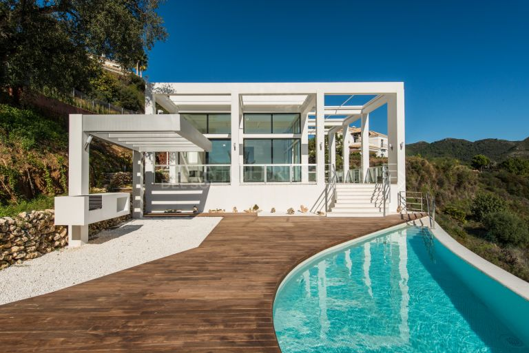 Modern Villa in Monte Mayor, Benahavis