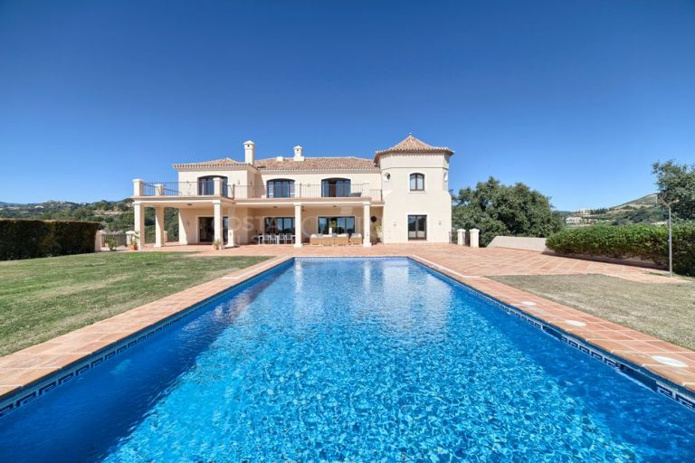 Luxury villa in Marbella Club Golf Resort