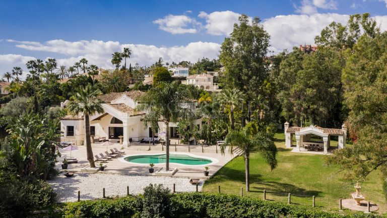 Marbella, Nueva Andalucia, La Cerquilla, Los Naranjos Golf