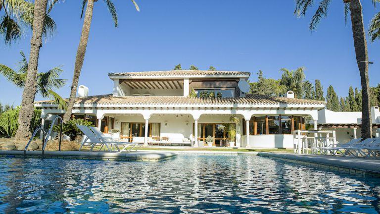 Beautiful Villa Orquidea, Guadalmina Baja, Marbella