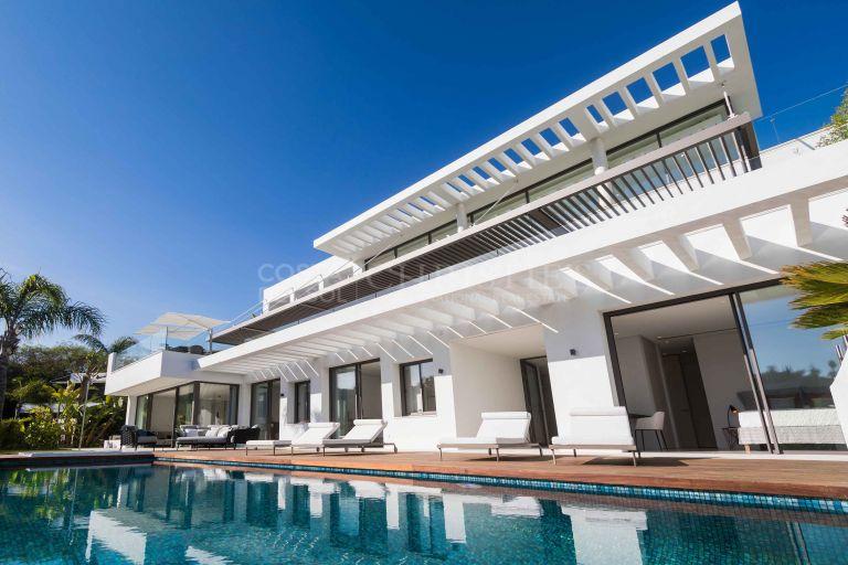 Modern villa in La Quinta, Benahavís